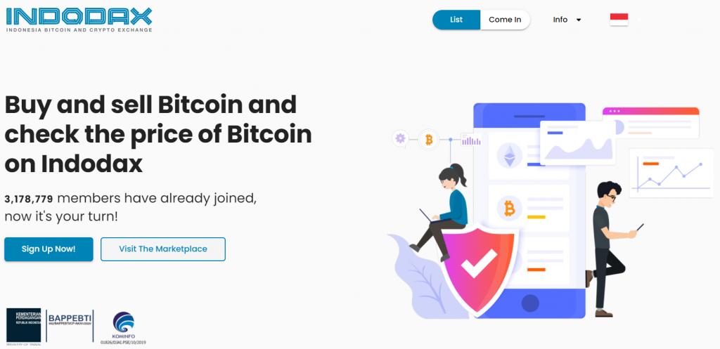 trading bitcoin indodax