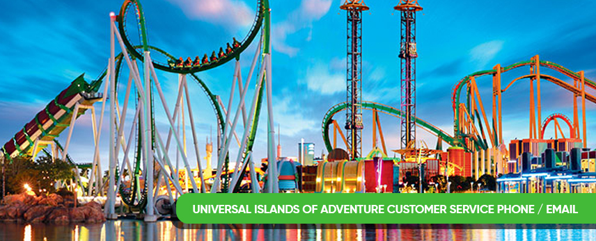 Universal Islands Of Adventure Customer Service Phone Email Customer Care Centres